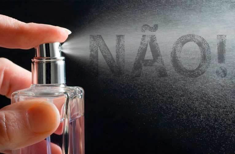 Semi Jóias de Luxo Perfume não