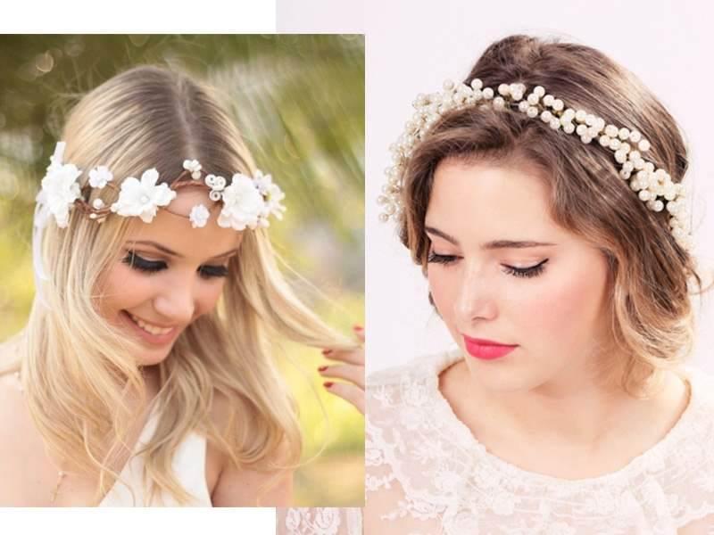 Headbands para Noivas