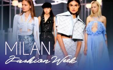 Tendências surpreendentes da Milan Fashion Week