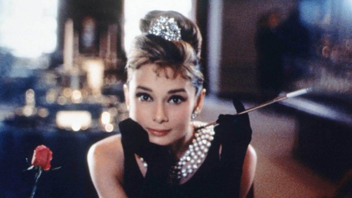 Semi Joias de Pérolas Audrey Hepburn